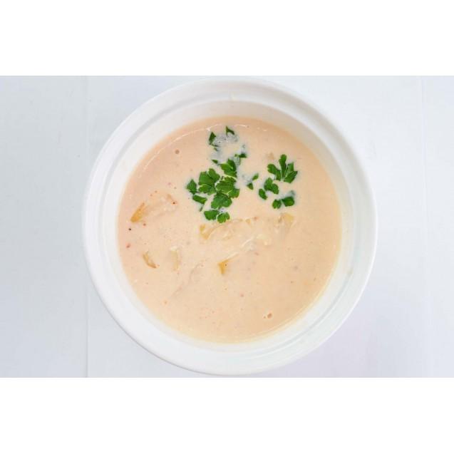 Суп тос-кай с морепродуктами
